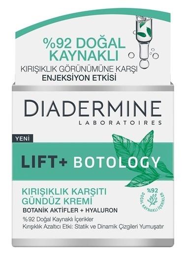Diadermine Dıadermıne Lıft+ Botology Kırışıklık Karşıtı Gündüz Kremi Renksiz